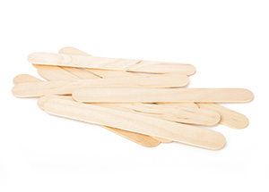 Wooden Medium Spatulas
